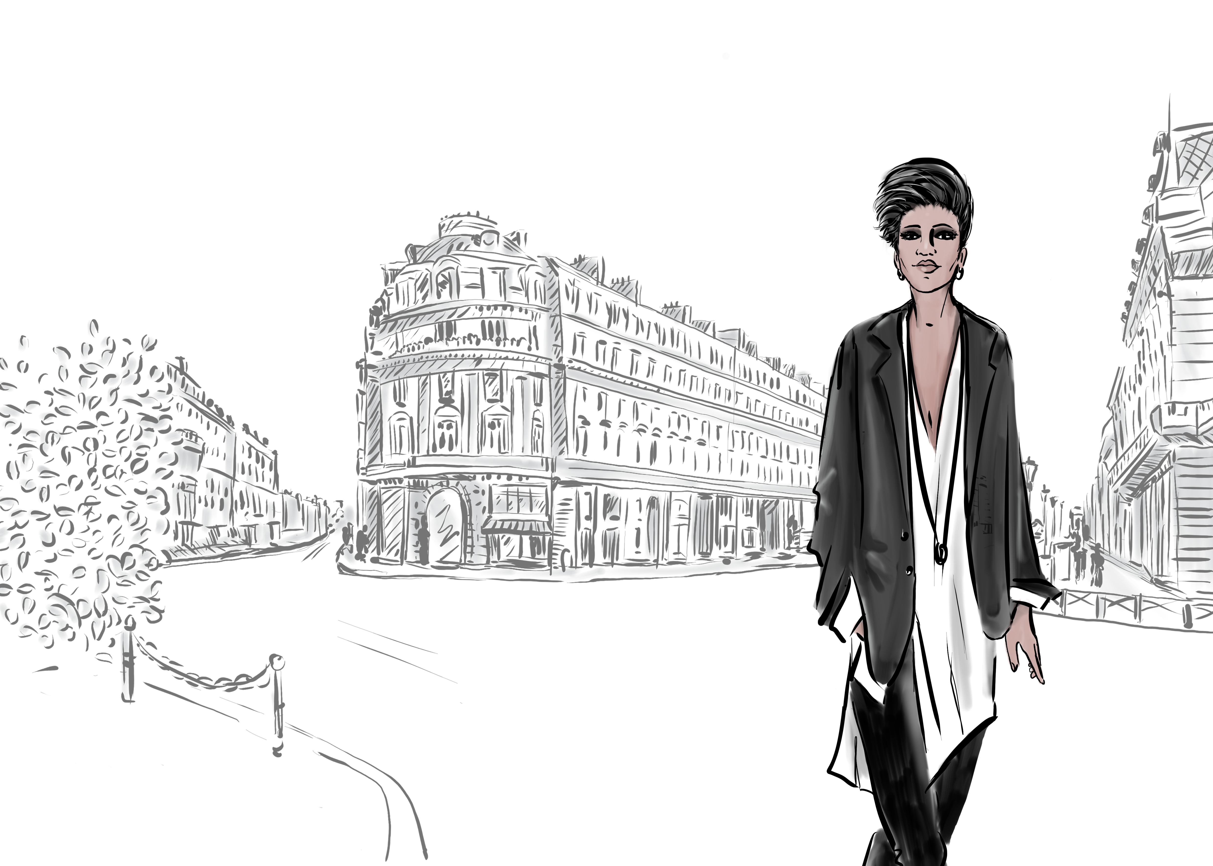 ILNI, illustrated by Linda Zoon, Cresces, Faux-Leather bags