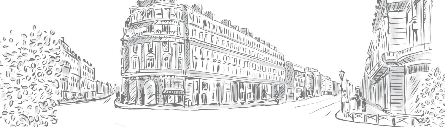 ILNI, illustration by Linda Zoon, streetview