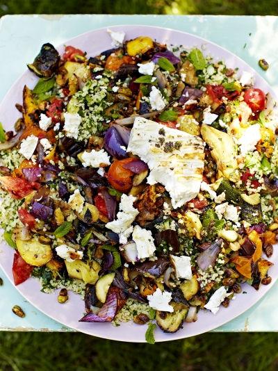 hearty salad