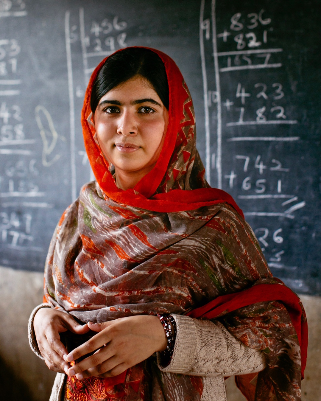 Five Young Women Who May Change the World