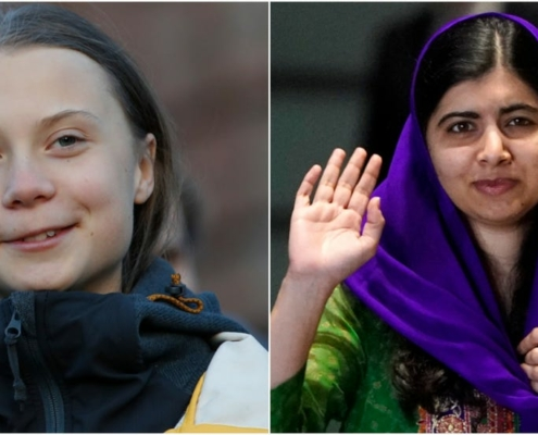 Young Women who may change the world