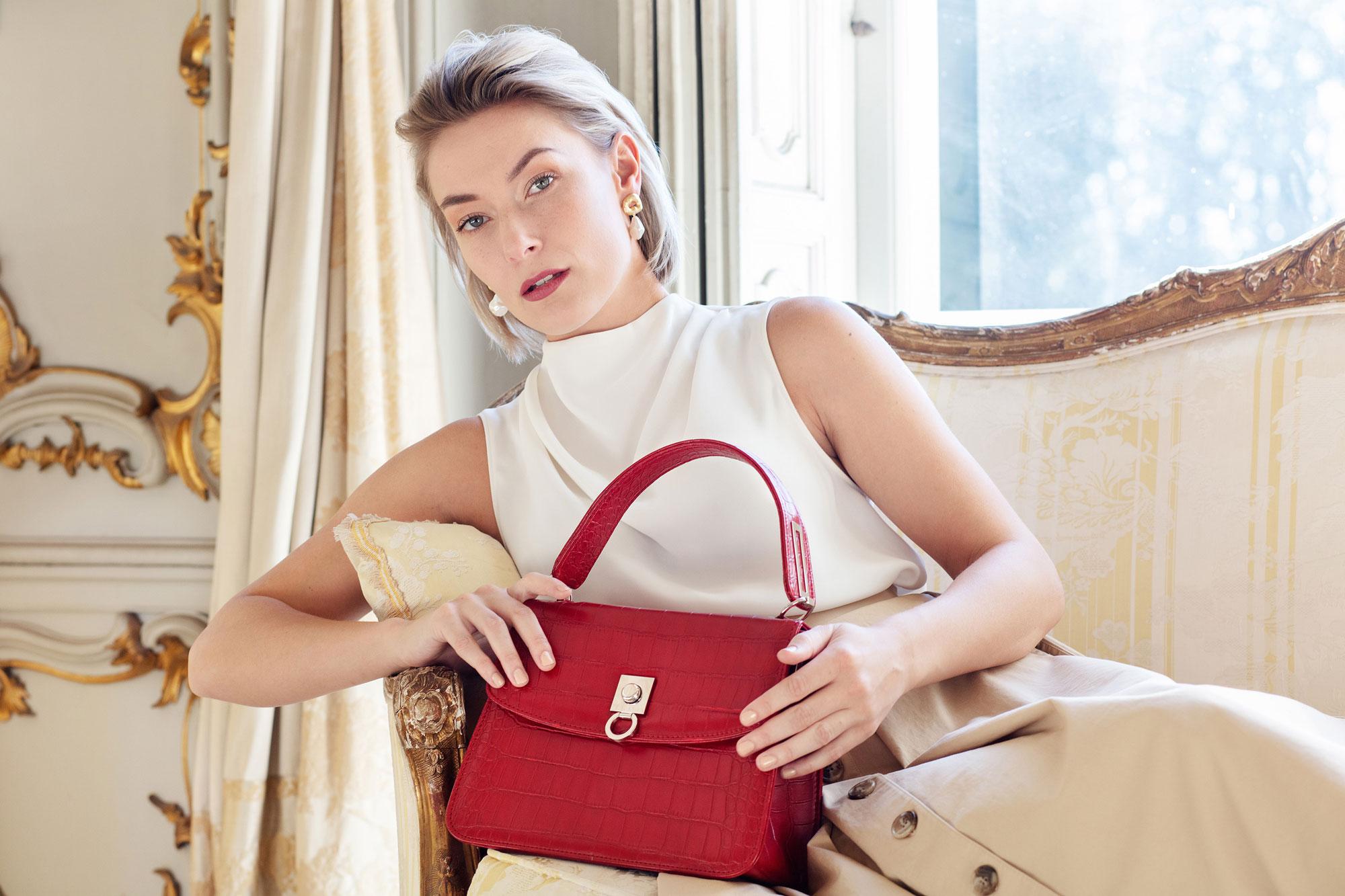 ILNI-Handbag-Augustina-Red-1
